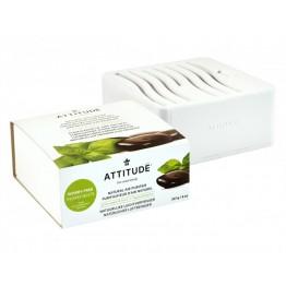 ATTITUDE - Ароматизатор за помещения зелена ябълка и босилек 227г