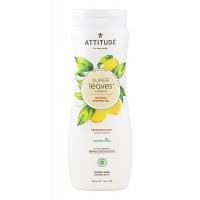 ATTITUDE - Възстановяващ душ-гел Lemon Leaves 473мл