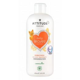 ATTITUDE - Бебешки душ-гел за вана Pear Nectar 473мл