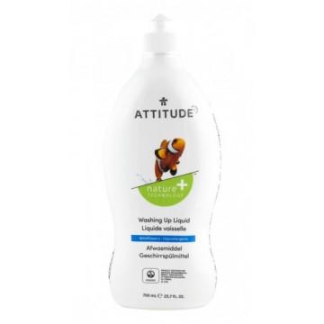 ATTITUDE - Препарат за съдове диви цветя 700мл