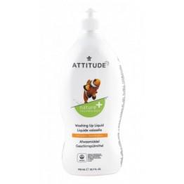 ATTITUDE - Препарат за съдове цитрус 700мл