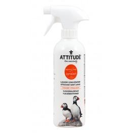 ATTITUDE - Препарат против петна по дрехите цитрус 475мл