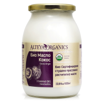 Alteya Organics - БИО МАСЛО КОКОС – EXTRA VIRGIN 1л