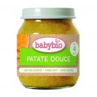 Babybio - Био Зеленчуково пюре Сладък картоф 130г