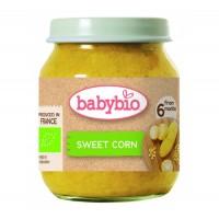 Babybio - Био зеленчуково пюре сладка царевица 130г
