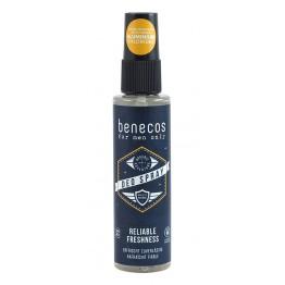 Benecos - Био спрей-дезодорант за мъже 75мл