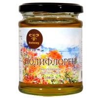 BioHoney - Био Полифлорен мед 350г