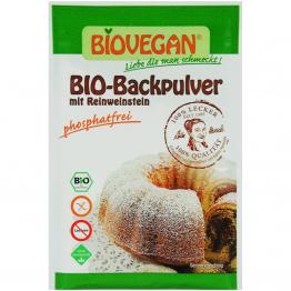 Biovegan - Био бакпулвер 17г