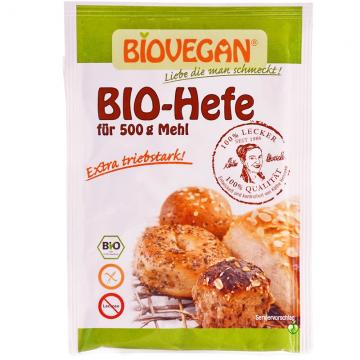 Biovegan - Био мая, растителна, без глутен 9г