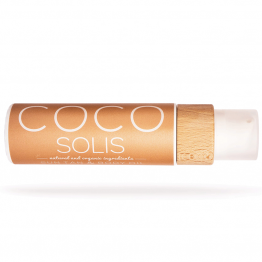 COCOSOLIS - Suntan & Body Oil Coconut, Био масло за шоколадов тен, хидратирана и сияйна кожа 110мл