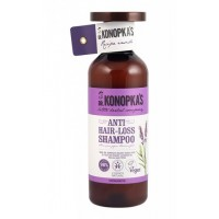 Dr. Konopka's - Натурален шампоан против косопад 500мл