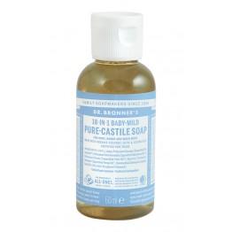 Dr. Bronner's - Кастилски сапун за бебета 60/240/475мл