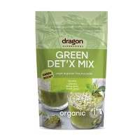 Dragon Superfoods - Зелен детокс микс 200г