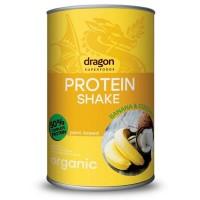 Dragon Superfoods - Био Протеинов Шейк с Банан и Кокос 450г