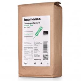 Harmonica - Брашно пшеничено пълнозърнесто 1кг