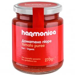 Harmonica - Био доматено пюре 270г