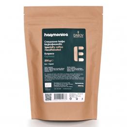 Harmonica - Био кафе еспресо безкофеиново 200г