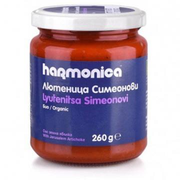 Harmonica - Био лютеница Симеонови 260г