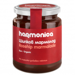Harmonica - Био шипков мармалад 300г