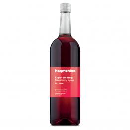 Harmonica - Био сироп от ягоди 750мл