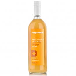 Harmonica - Био сироп от лимон и джинджифил 750мл