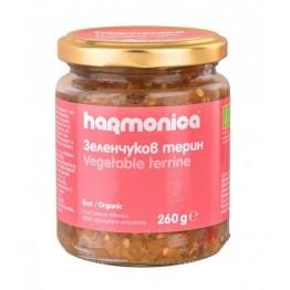 Harmonica - Био Зеленчуков терин 260г