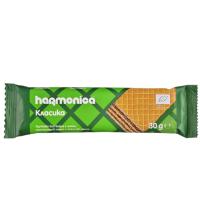 Harmonica - Вафла пълнозърнеста с лимец 30г