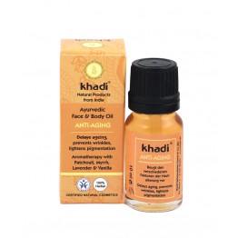 Khadi - Аюрведично билково масло за зряла кожа 10/100мл