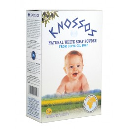 Knossos - Натурален прах от бял сапун 1кг