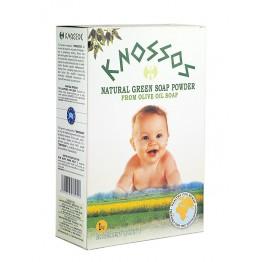 Knossos - Натурален прах от сапун с помас зехтин 1кг