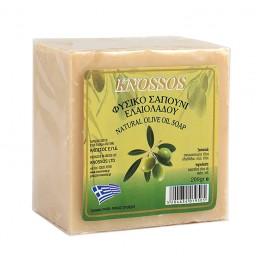 Knossos - Натурален бял сапун със зехтин 200г