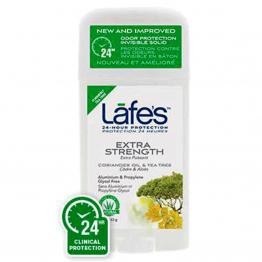 Lafe's - Натурален стик дезодорант Допълнителна сила 63г*
