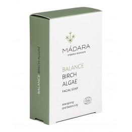 Madara - Балансиращ сапун за лице с бреза и водорасли 70гр