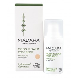 Madara - Тониращ флуид Moon Flower 50мл