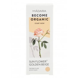 Madara - Тониращ флуид Sun Flower 15мл