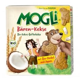 Mogli - Био Бисквити Кокос 125г