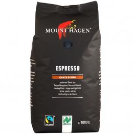 Mount Hagen - Био кафе на зърна 1 кг
