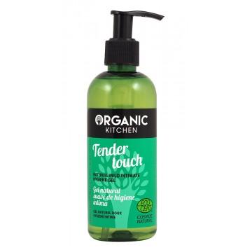 ORGANIC KITCHEN - Натурален измиващ интимен гел 260мл