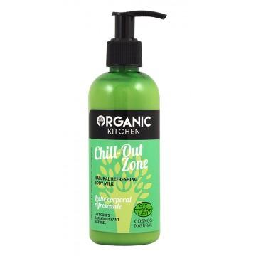 ORGANIC KITCHEN - Освежаващо мляко за тяло 260мл