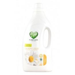 Planet Pure - Био препарат за пране на цветни и черни дрехи 1550мл