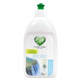 Planet Pure - Био препарат за съдове без аромат 510мл