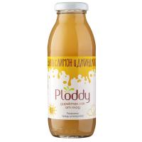 Ploddy - Студено пресован сок Ябълка с лимон и джинджифил 300мл