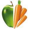 Ploddy - Студено пресован Био сок Ябълка с Морков 750мл
