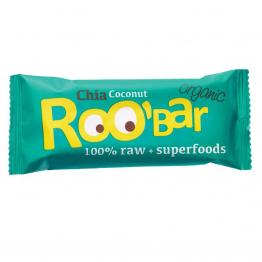 Roo'bar - ROO'BAR с чиа и кокос 50г