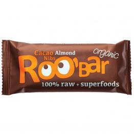 Roo'bar - ROO'BAR с какаови зърна 50г