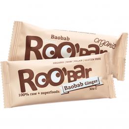 Roo'bar - ROO'BAR с баобаб и джинджър 30г