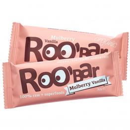 Roo'bar - ROO'BAR с черница и ванилия 30г