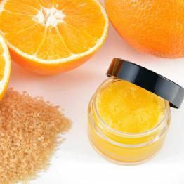 Сапунена работилница - Захарен скраб за лице Портокал 250мл