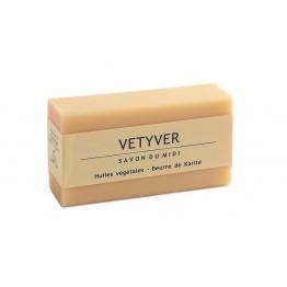 Savon du Midi - Мъжки сапун с аромат на ветивер 100гр