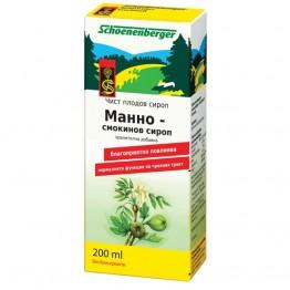 Schoenenberger - Био Сок Манно-смокинов 200мл